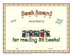 photograph regarding Printable Reading Certificates known as Printable Looking through Award Certificates
