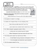 Appositive Worksheet Activity