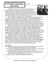 Martin luther king jr worksheets civil rights activities have you ever been so tired that you didnt even want to move read about the life of rosa parks she was so tired one day after ibookread PDF