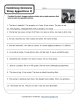 Appositives -  Worksheet Activity