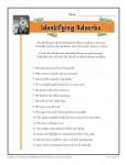 Identifying Adverbs Activity - Practice I