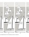 Printable Bookmarks – Sailboats
