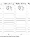 Printable Bookmarks for Kids - Bookwork Booklist