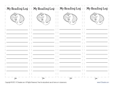 Printable Bookmarks for Kids - Bookwork Booklist