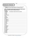 Free, Printable Declarative Sentence Worksheet