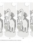 Dinosaur Bookmark for Kids