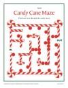 Candy Cane Maze Activity