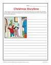 Christmas Storytime Worksheet