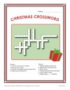 Christmas Crossword Puzzle Activity