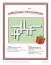 Christmas Crossword Puzzle Activity