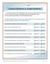 Compound Sentences vs. Complex Sentences