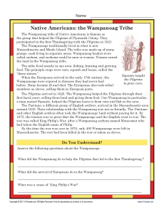 Thanksgiving text and quiz (running dictation) worksheet - Free ...