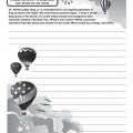 Civil Rights Worksheet - I have a Dream Writing Prompt