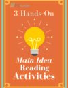 3 Main Idea Activities