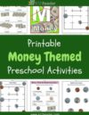 Money Preschool Theme Activities