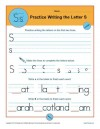 Practice Writing the Letter S
