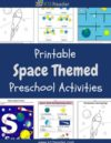 Space Preschool Theme Activities