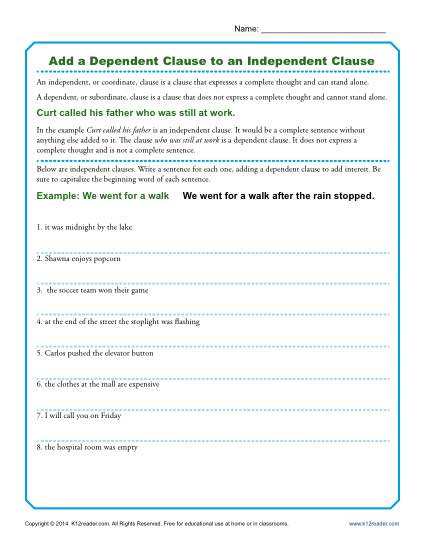 pleting Dependent Clauses Worksheet Englishlinx   Independent additionally  likewise Independent And Dependent Clauses Quiz Worksheets   Teaching furthermore Englishlinx     Clauses Worksheets additionally 60 Dependent And Independent Clauses Worksheets 5th Grade  Clauses together with  together with Grammar Clauses Worksheets Relative Clause Exercises Pdf Participle additionally  also  likewise  together with 5th grade Independent Dependent Clauses lesson by Rose's 4 5 Bulldog additionally  also Phrases And Clauses Worksheet Adverb Phrases And Clauses Worksheet likewise  as well Englishlinx     Clauses Worksheets likewise . on dependent and independent clauses worksheets