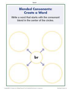 GR: Consonant Blend - Enchanted Learning Software