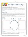 Build a Plot: Write the Steps