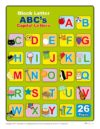 Printable Block Capital Letters