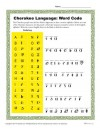 Cherokee Language: Word Code Activity