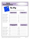 Verb Conjugations: To Fly