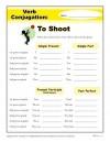 Verb Conjugation: To Shoot