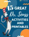 15 Great Dr. Seuss Printables and Activities for Your Classroom