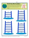 Earth Day Word Ladders
