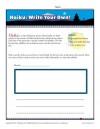 Haiku: Write Your Own!