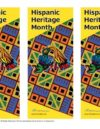 Hispanic Heritage Month Printable Bookmark