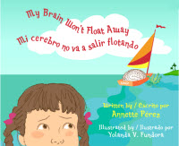 My Brain Won't Float Away Book Cover