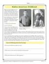 Native American Childhood – Comprehension Activity