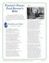 Classic Literature: Patriot Poem: Paul Revere's Ride