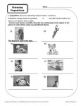 Picturing Prepositions - Free, Printable Worksheet Activity