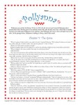 Printable Pollyanna Reading Comprehension Set