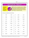 Spelling Rules: I Before E