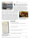 The Mayflower Reading Comprehension Activity