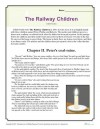 Classic Literature: The Railway Children Worksheet Set