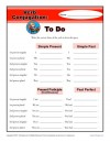Verb Conjugations: To Do