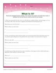 Drawing Conclusions Worksheet Practice Activity - What is it?