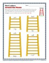 Word Ladders: Around the House