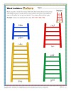 Word Ladders: Colors