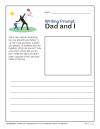 Father's Day Writing Prompt: Dad and Me