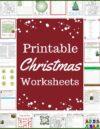 Christmas Worksheet Activities